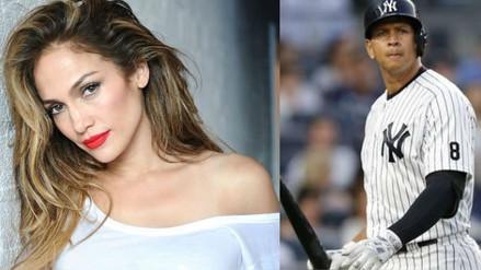 Jennifer López y Alex Rodríguez suben la temperatura con esta candente foto