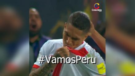 Desde Colombia llega este emotivo mensaje de aliento a la selección peruana