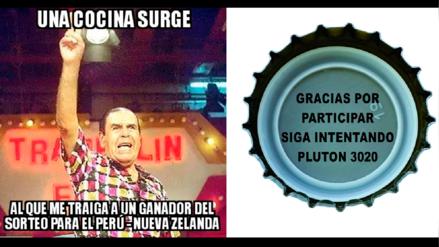 Perú vs. Nueva Zelanda: estos son los memes tras el sorteo de entradas