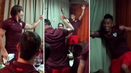 Perú vs. Nueva Zelanda: Así troleó Diego Lugano a Christian Cueva