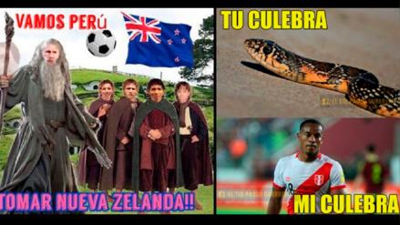 Perú vs. Nueva Zelanda: mira todos los  memes que calientan el repechaje