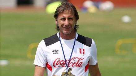Ricardo Gareca y las cábalas que utiliza para los partidos de la selección