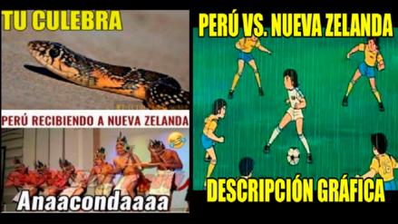 Siguen los memes tras el empate entre Perú vs. Nueva Zelanda