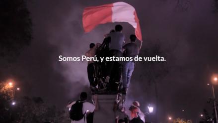 La Blanquirroja: este es el emotivo video que todo hincha peruano debe ver