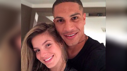 Paolo Guerrero y su novia Thaísa Leal más juntos que nunca