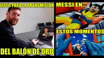 Balón de oro: estos son los memes sobre Cristiano Ronaldo y Lionel Messi