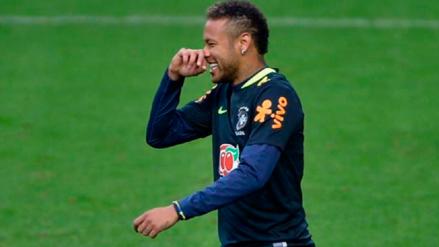 YouTube: Neymar y el terrible blooper que hizo en Qatar