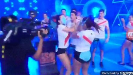 Twitter: se filtró video completo de la pelea entre Yahaira Plasencia y Rosángela Espinoza