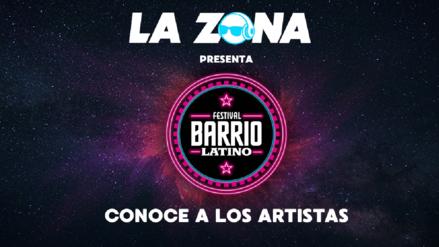 La Zona con el Festival Barrio Latino 2018