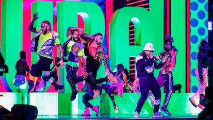 Premios Lo Nuestro: Daddy Yankee cantó