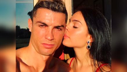 Georgina Rodríguez, la novia de Cristiano Ronaldo alborota las redes con foto de infarto