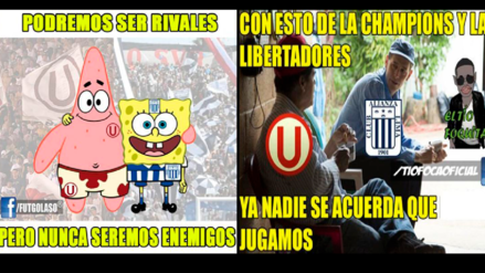 Alianza Lima vs Universitario: mira los mejores memes del partido