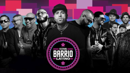 Nicky Jam, Farruko,  De La Ghetto, y más artistas te invitan a Barrio Latino