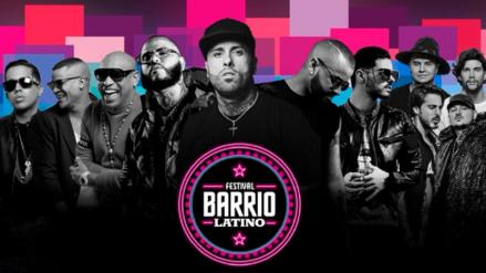 Barrio Latino: sigue minuto a minuto la presentación de tus artistas favoritos