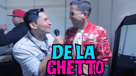 Mira con quienes se encontró Paul Marchena en el backstage de Barrio Latino