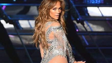 Jennifer López y el video que muestra a la cantante sin prenda íntima