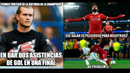 Real Madrid vs. Liverpool: siguen los memes de la final de la Champions League