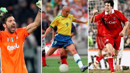 10 grandes jugadores que no ganaron la Champions League