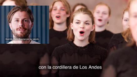 Mundial Rusia 2018: Dinamarca dedicó emotivo video a la selección peruana