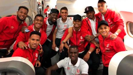 Mundial Rusia 2018: Fotos de la selección peruana en el avión rumbo a Europa
