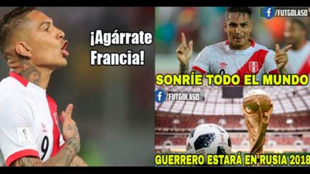 Selección peruana: Los mejores memes de Paolo Guerrero que va a Rusia 2018