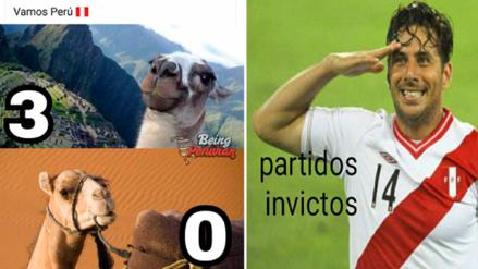Perú vs Arabia Saudita: siguen los memes del triunfo de la selección peruana