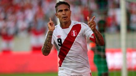 Las mejores imágenes del triunfo peruano sobre Arabia Saudita