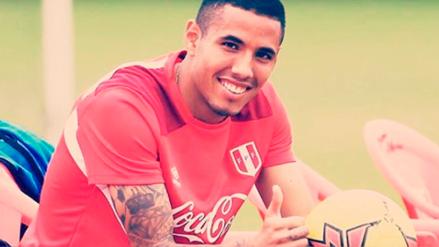 Sergio Peña y su mensaje de despedida tras quedar fuera de la selección peruana