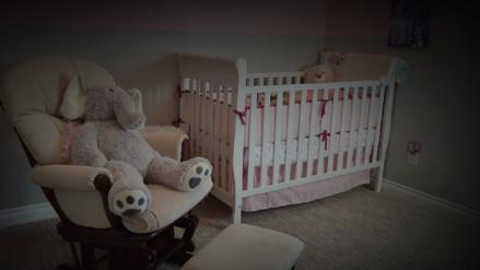 YouTube: Cámara de seguridad registra suceso terrorífico en cuarto de bebé
