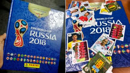 Panini actualizará figuritas con jugadores que sí estarán en Rusia 2018