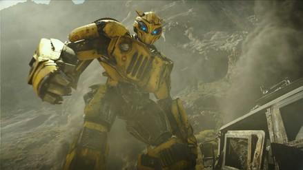 Bumblebee: mira el primer tráiler de la saga  de Transformers
