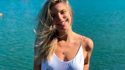 Thaisa Leal sube foto desde el gimnasio y cautiva a sus seguidores de Instagram