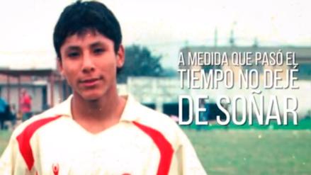 Raúl Ruidíaz y el emotivo video que publicó en el inicio del Mundial Rusia 2018