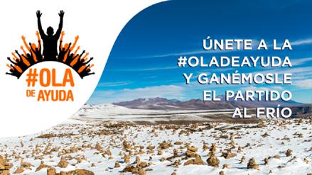 Radio La Zona se une a la campaña #OlaDeAyuda para llevar esperanza al sur del país