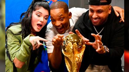 Nicky Jam, Will Smith y Era Istrefi listos para cantar en la final de Rusia 2018