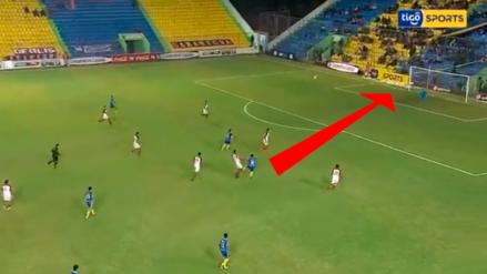Facebook: Golazo de jugador paraguayo que solo tiene un ojo es viral en las redes