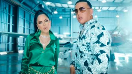 Daddy Yankee y Natti Natasha se dan