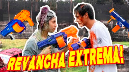 YouTube: La 'Veganza Extrema' entre Gerardo Pe' y Rubí VasquézS