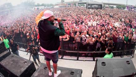 Instagram: Nicky Jam sufrió pánico en pleno concierto en México