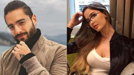 Instagram: Maluma comparte video íntimo con su novia Natalia Barulich