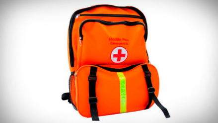 Conoce todo lo que debe tener una mochila de emergencia