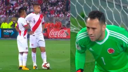 Selección peruana: se cumplió un año del golazo de Paolo Guerrero a Colombia