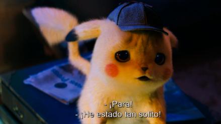 """Mira el primer tráiler de """"Detective Pikachu"""", la película de Pokémon"""