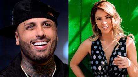 ¿Nicky Jam pasó una noche de locura con Sheyla Rojas?