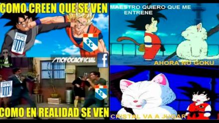 Alianza Lima vs. Sporting Cristal:  mira los memes de la primera final del fútbol peruano