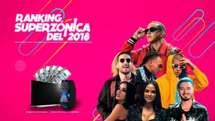 Conoce a los ganadores del Ranking Superzonica 2018
