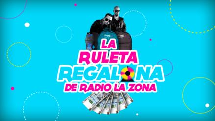 Ruleta Regalona de La Zona: conoce la lista de ganadores