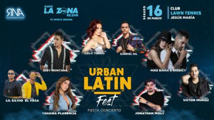 Urban Latin Fest, el mega concierto del año que hará historia