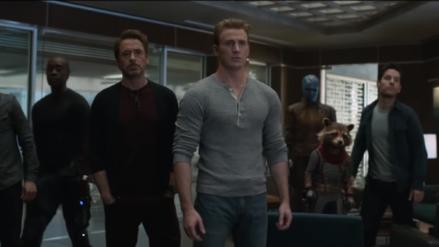 Marvel estrenó un nuevo tráiler de