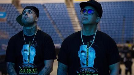 Nicky Jam publicó video inédito junto a Daddy Yankee en Los Cangris